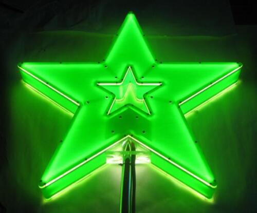 звезда с подсветкой 1м Х 1м-2