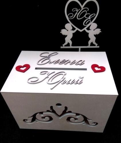 ящик для денег на свадьбу